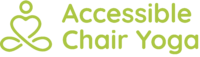 Accessible Chair Yoga Logo